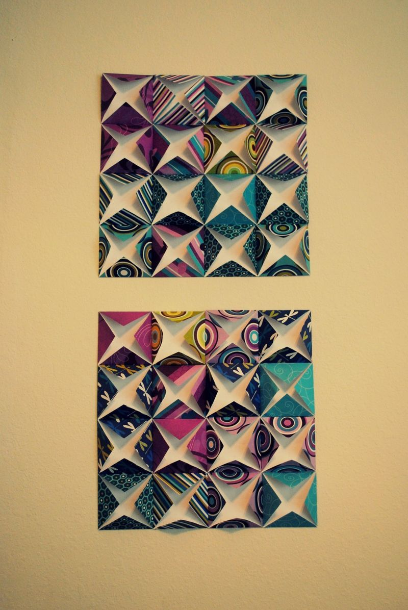 Famous Wall Art Paper Designs Collection - The Wall Art Decorations ...